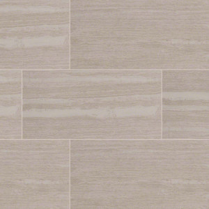 "MS International Pietra: Orion 12"" x 24"" Porcelain Tile NORIBLA1224"