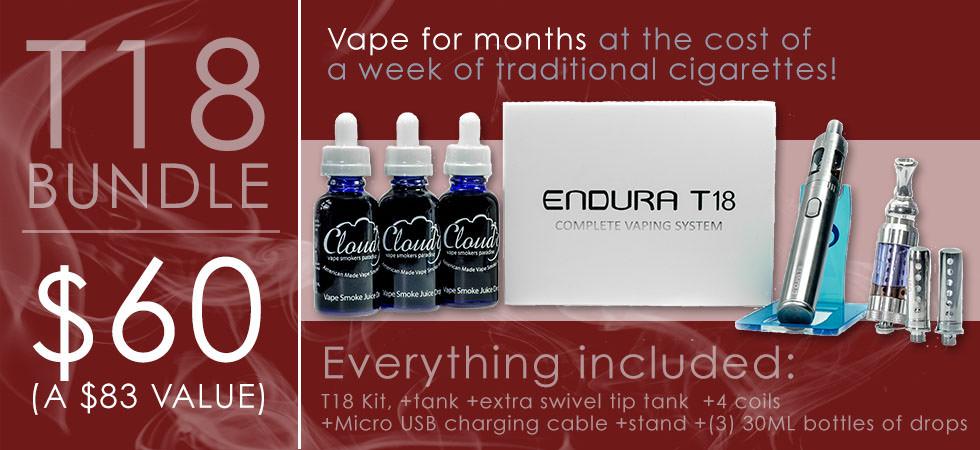 $60   Innokin Endura T18 Bundle Deal