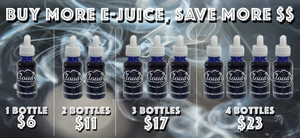 30ml American Made Vape E-Juice /Smoke Drops
