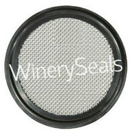 "2.0"" Buna-N 20 Mesh Screen Gasket"