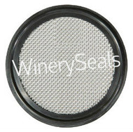 "1.50"" EPDM 20 Mesh Screen Gasket"