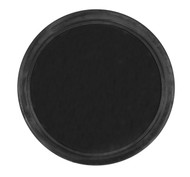 "19 1/8"" ID Black EPDM Full Face Manway Gasket"