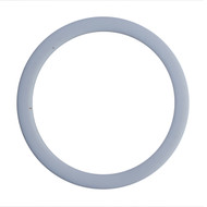 "2.0"" White Teflon I-Line Style Sanitary Gasket"