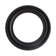 "3.0""  Black Buna Q-Line Style Sanitary Gasket"