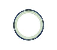 """0.50"""" White EPDM Sanitary Gasket"""