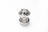 "4"" 316L Stainless Clamp End Sight Glass"