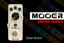 Mooer Pure Boost (Copy of EP Booster)
