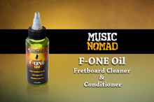 Music Nomad F-One Oil