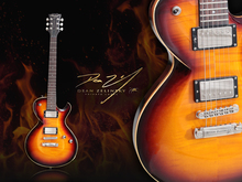 Dean Zelinsky Private Label - Strettavita Custom Tobacco Sunburst