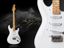 Dean Zelinsky Private Label - Tagliare Limited Z Vintage White
