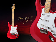 Dean Zelinsky Private Label - Tagliare Limited Z Crimson Red