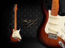 Dean Zelinsky Private Label - Tagliare Standard M Z 3 Tone Sunburst