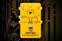 Artec True Bypass Loop Switch Pedal LS1