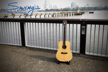 Swing Rose 62 N OP ( Formerly known as SM-100 ) Acoustic Guitar (2013) - Singapore