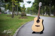 M.Tyler Guitars MTD-400 CEQ w/ M.Tyler SFEQ Acoustic Guitar