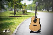 M.Tyler Guitars MTD-600 CEQ w/ M.Tyler SFEQ Acoustic Guitar