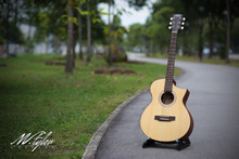 M.Tyler Guitars MT 110 CEQ w/ M.Tyler SFEQ Acoustic Guitar