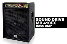Sound Drive MG-410FX