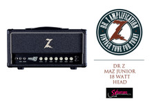 Dr Z Maz Junior 18 Watt Head Black 2011