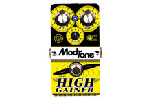 Modtone MT-HG High Gainer Guitar Effect Pedal