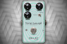 Tone Gauge TG239 Delay Guitar Effect Pedal