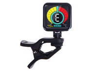 Muztek Black Square Premium Clip Tuner