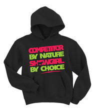 Competitor By Nature Hoodie