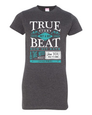 True Story Fitted Tee