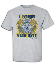 I Farm You Eat FFA Tee