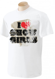 I Heart Showgirls Tee