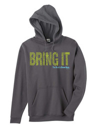 Show Mom Bring It Hoodie (Gray)