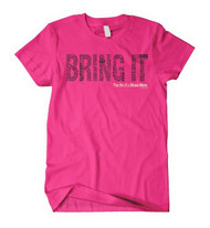 Show Mom Bring It Tee (Pink)