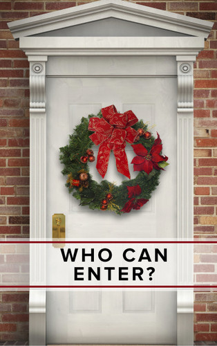 Who Can Enter? (Christmas) PACK