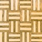 "Dollhouse Wood Flooring Parquet Dollhouse Wood Floor 62x6""pc/pkg"