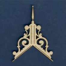 Victorian Dollhouse Roof Finial