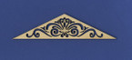 Victorian Dollhouse Gable Trim