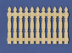 Victorian Doll House Fence