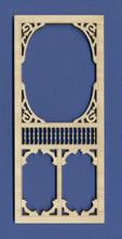 Victorian Dollhouse Screen Door