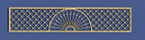Victorian Dollhouse Spandrel Fretwork