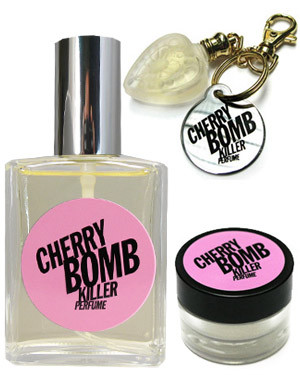 Rebel Angel perfume from Cherry Bomb Killer Perfume