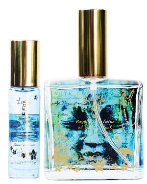 Lucy B Royal Water Lotus and Vanilla Musk perfume
