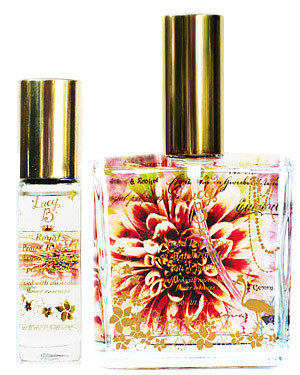 Lucy B Peony Rose and Musk