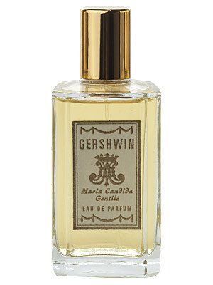 Gerswin perfume by Maria Candida Gentile