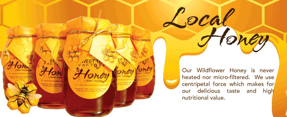 Local Raw Honey