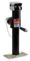 """Buyers Products, JACK, Swivel, Side Wind, 10"""" Travel, Pipe Mount, 5000 LB, BP 0091220"""