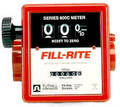 "3/4"" Fill-Rite Fuel Meter, Mechanical"