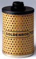 PARTICULATE FILTER ELEMENT, GOLDENROD