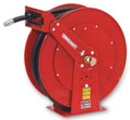 "1"" X 50' FUEL HOSE REEL WITH HOSE, (FD84050-OLP-BW)"