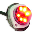 VERTEX SUPER-LED LIGHTHEAD, RED