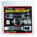 "TRIMAX T3 - 5/8"" Receiver & TC2 - 2-1/2"" Span Coupler Lock"